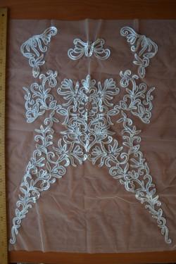 lace motif Laureline