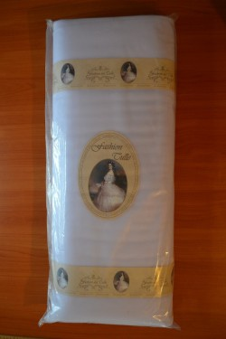 French fashionable mat tulle