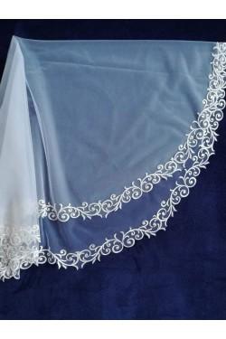 wedding veil le001