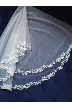 свадебная фата le002