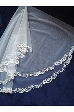 весільна фата le002