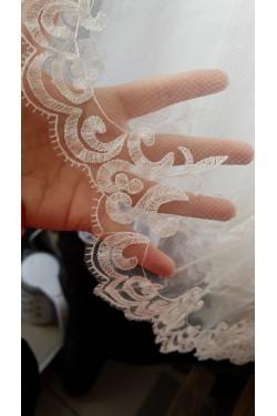 свадебная фата le005