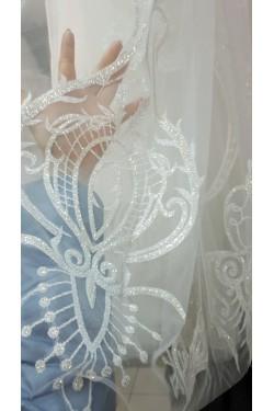 wedding veil lg005