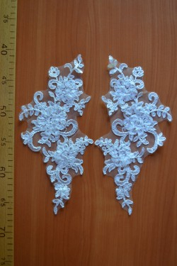 lace motif Lorienne