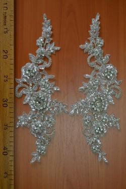 lace motif Isolde